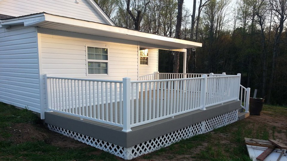new decks greenville sc