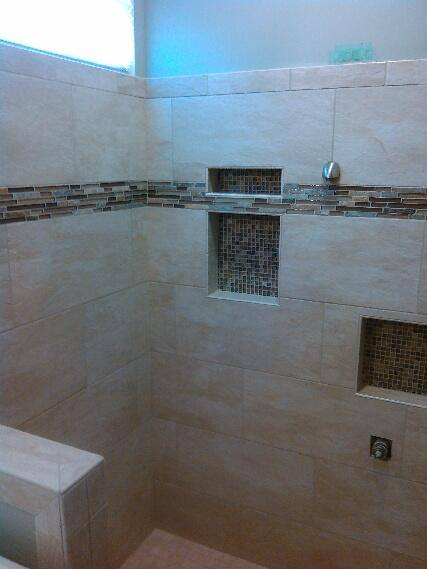 tile installations in Greer SC