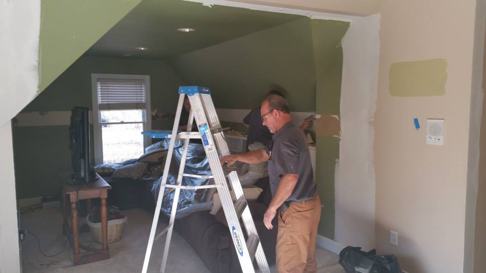 drywall services in Greer SC