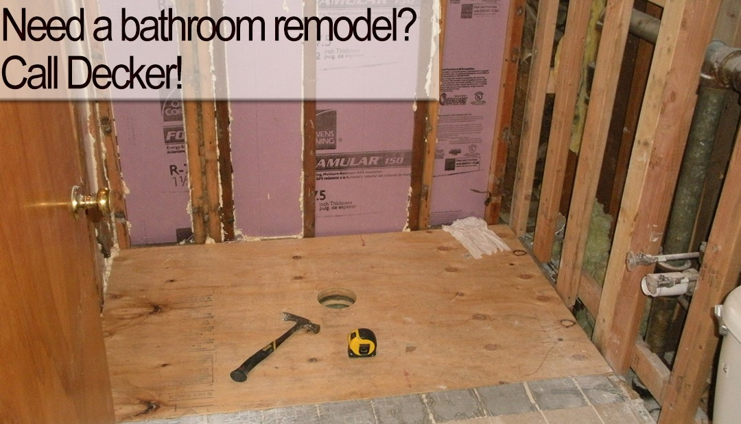 Bathroom remodeling adds a new dynamic to your home