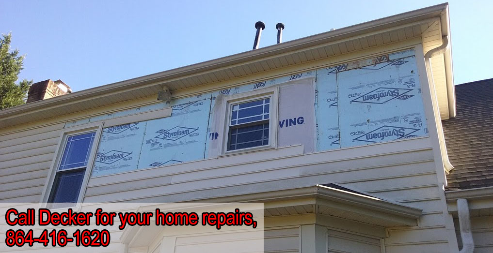 Your home is asking for an upgrade, be sure to call Decker today!