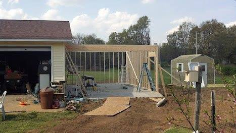Home additions add extra living space!