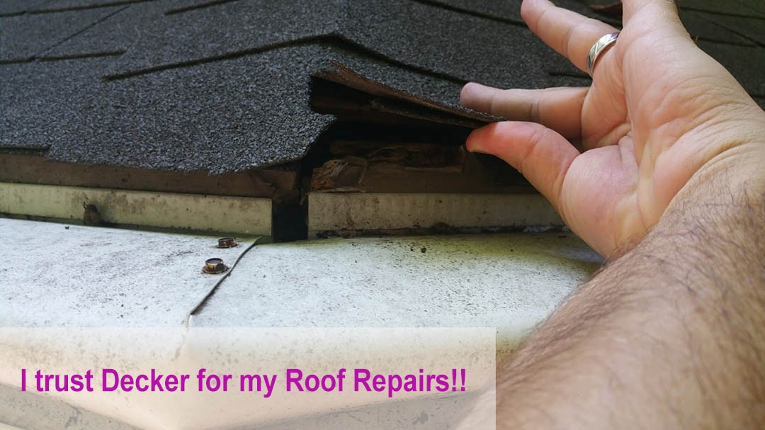 Do you need a new roof or roof repair?
