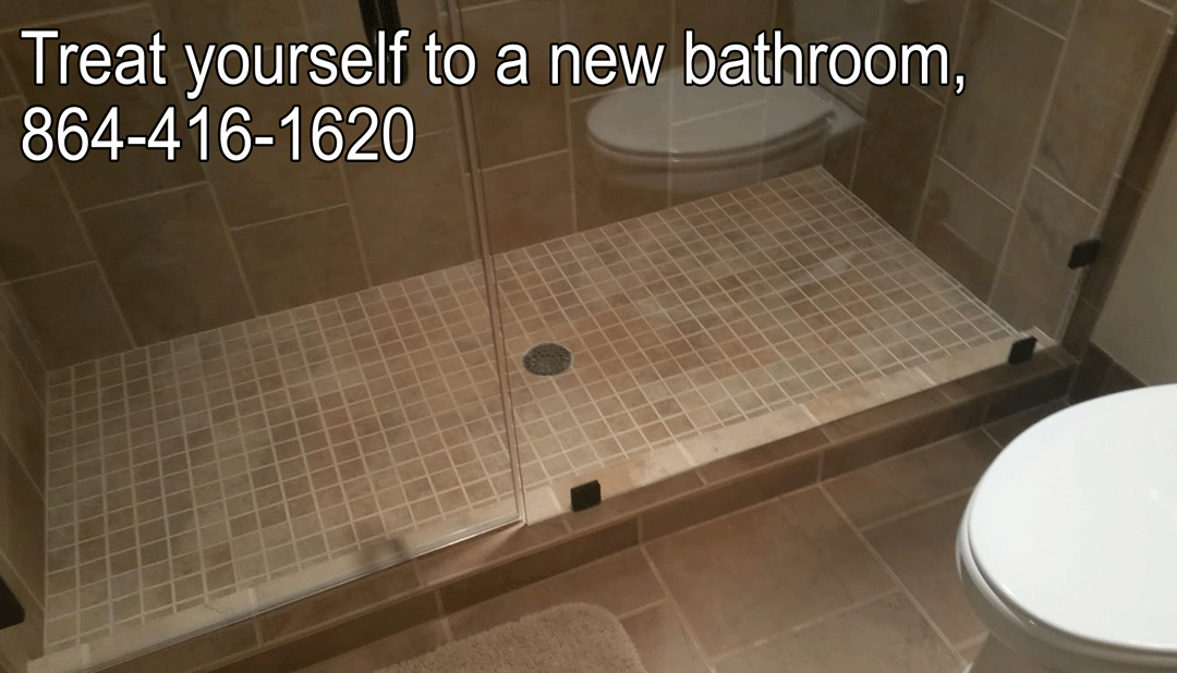 Treat yourself to a new bathroom, you deserve it